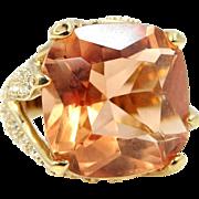 Gorgeous Nolan Miller Ring