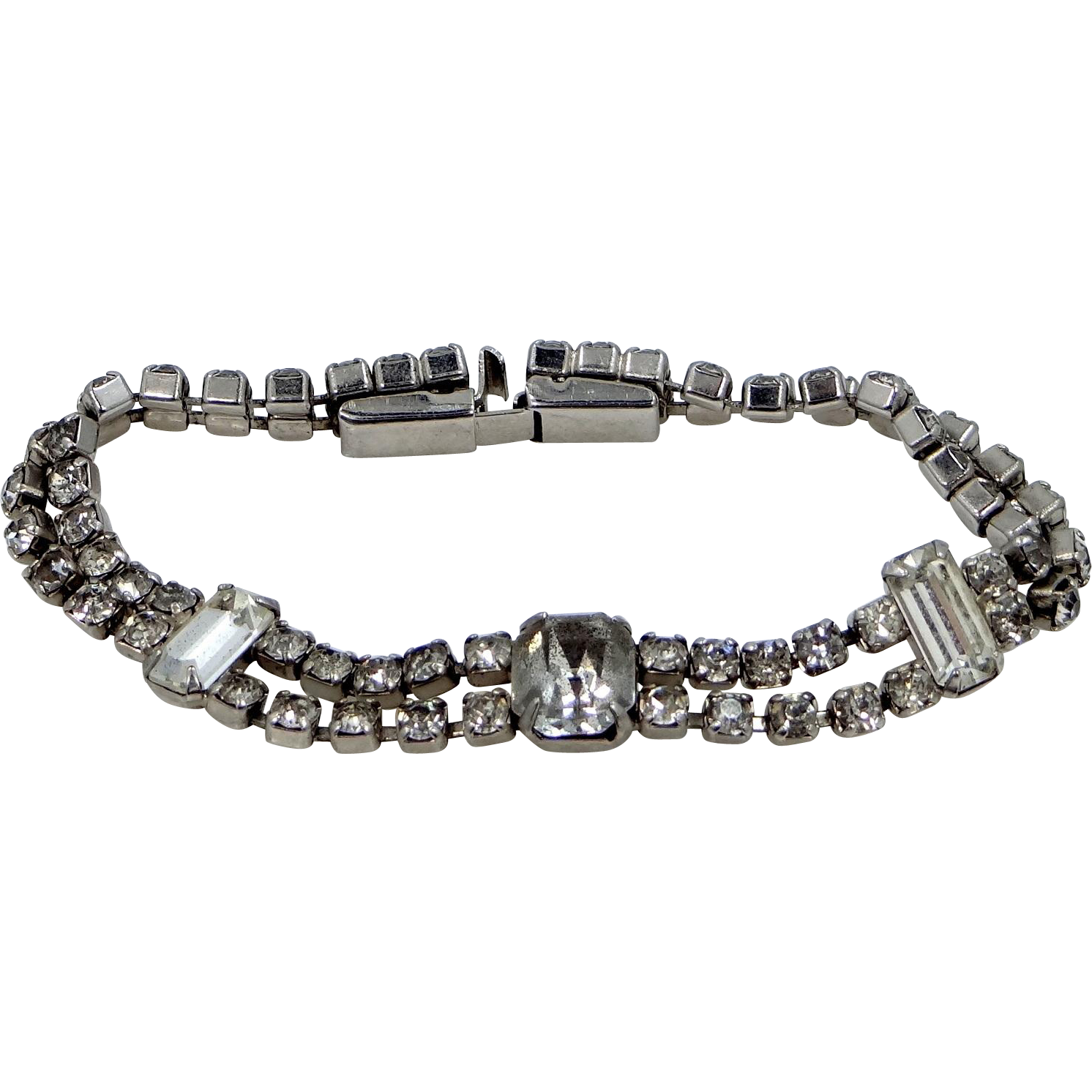 Kramer of New York Rhinestone Bracelet