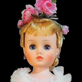 1964 Madame Alexander Elise Ballerina Doll Near Mint in Box