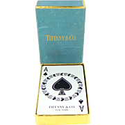 Tiffany & Co. Amusing Face Bridge Deck of Cards