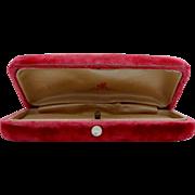 Victorian Velvet & Satin Bloomsburg, PA Jewelers Box