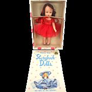 Nancy Ann Storybook Dolls Big Sister Doll Series #63 with Original Box
