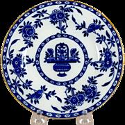 5 MINTON Delft side plates #G1613