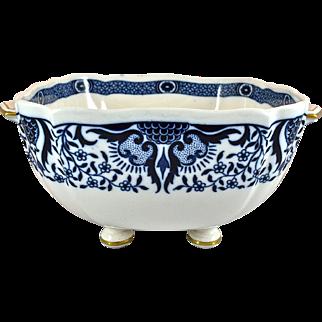 MINTON Denmark Christening bowl 1879