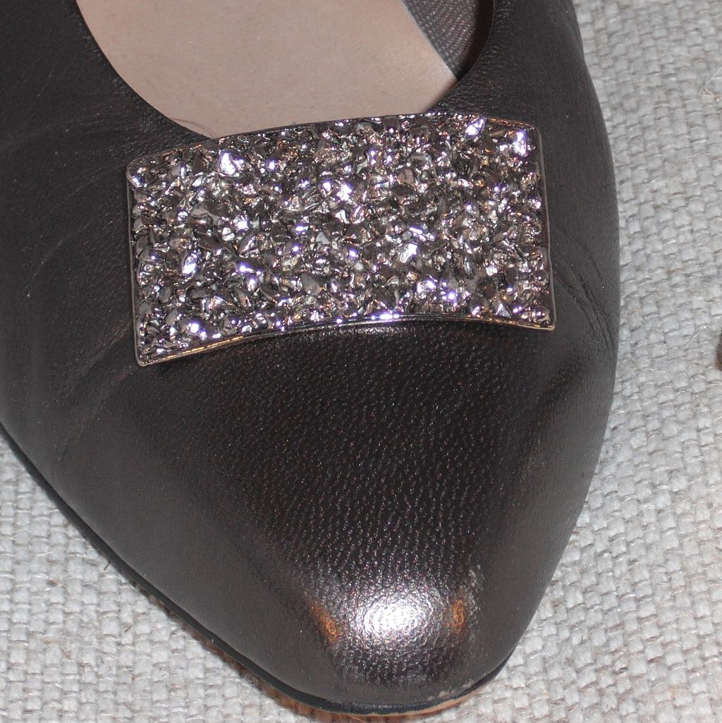 MUSI Rectangular Gravel-Like Shoe Clip