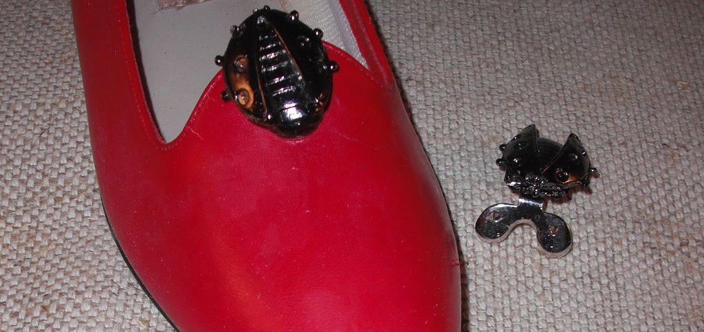 MUSI Shoe Clip - Beetle