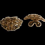 MUSI Cast Stone Shoe Clip