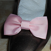 MUSI Shoe Clip Pink Faille