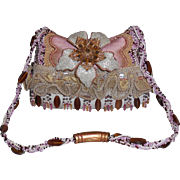 Vintage Mary Frances Handbag