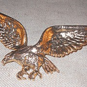 Vintage American Eagle Belt Buckle by MUSI