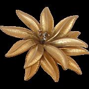 Vintage Flower Pin Brooch