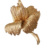 Rose Pin Brooch Grosse 66 Germany