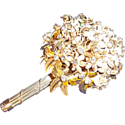 Hand Wired Bouquet Pin Brooch Originals by Robert