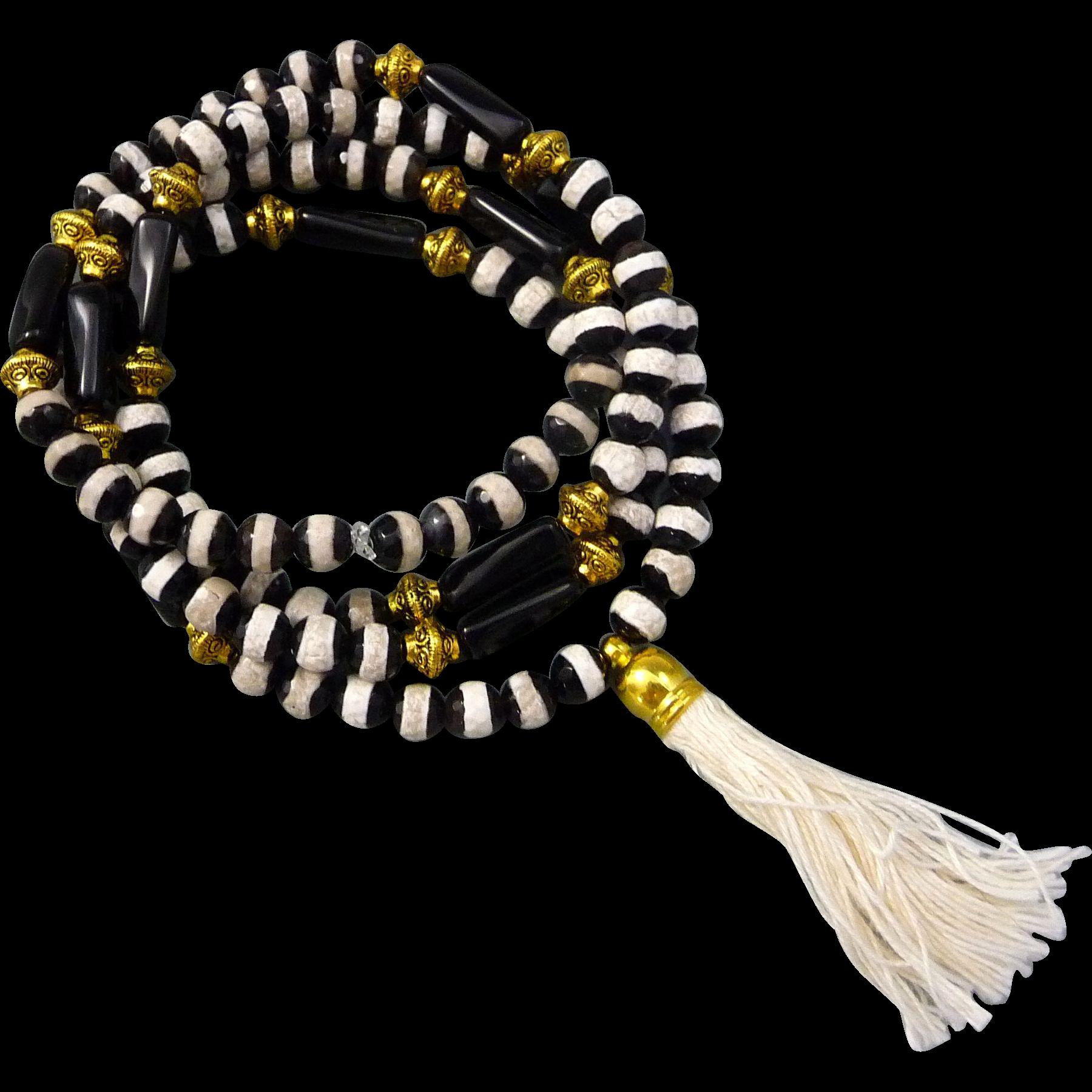 Elastic Wrap Bracelet or Necklace