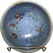 Wade Irish Porcelain Leprechaun / Gnomes Mushrooms
