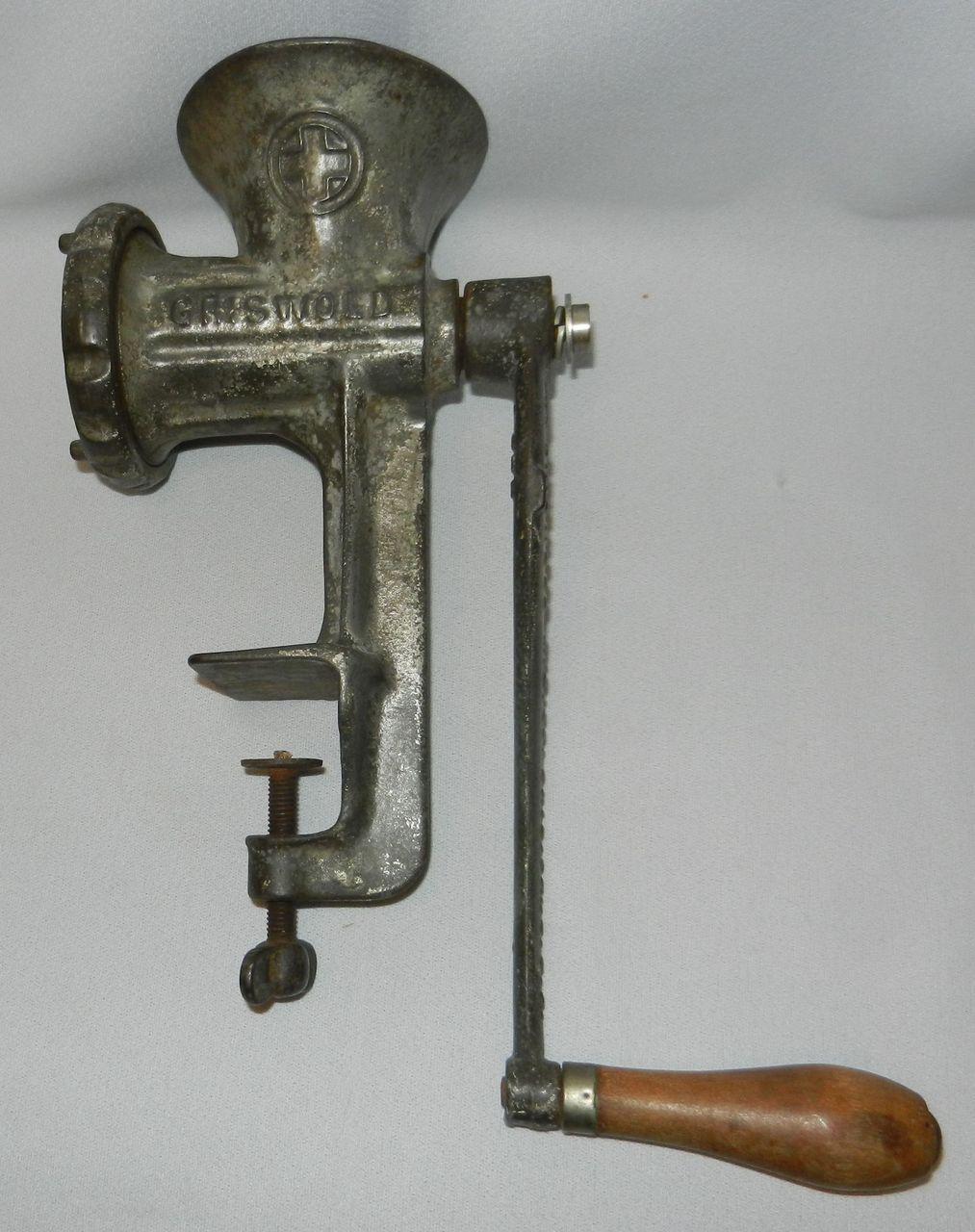 Antique Meat Grinder