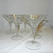 Vintage Cambridge Lexington Champagne Glasses