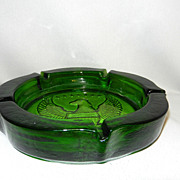 Vintage Indiana Glass Ashtray