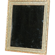 Vintage Wood Picture Frame
