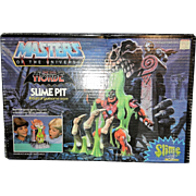 Vintage Mattel Masters of the Universe Slime Pit Toy