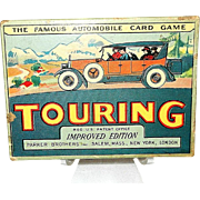 Vintage Parker Brothers Automobile Card Game