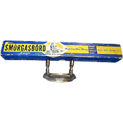 Vintage H.M. Gustafson Smorgasbord Adjustable Knife