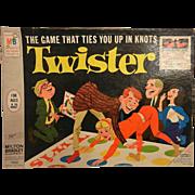 Vintage Milton Bradley Twister Game