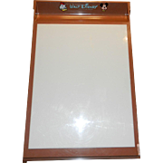 Vintage Walt Disney Electric Sketch Board by Westlake