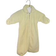 Vintage Infant Munro Robe