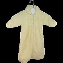 Vintage Infant Munro Robe