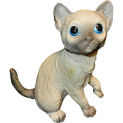 Vintage 1966 Breyer #335 Siamese Kitten