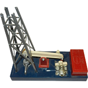 Vintage Melvin G. Miller Company – Houston, Texas Oil Pump Jack Model