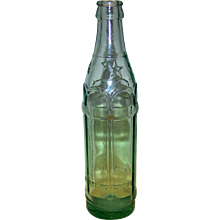 Vintage Coca-Cola Soda Bottle