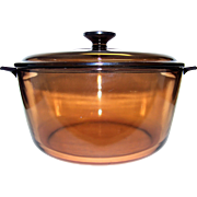 Vintage Corning Visions Cookware