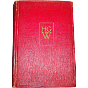 Vintage Short Stories By H.G. Wells Hardback Book