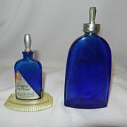 Vintage Evening in Paris Bourjois New York Perfume Bottles