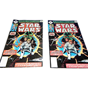Vintage Star Wars #1 Whitman 35 Cent Reprint No UPC
