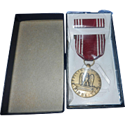 Good Conduct Bronze Medal