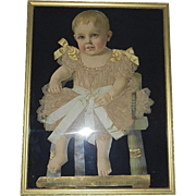 Antique Advertising Poster Doliber-Goodale Co. Boston, Mass. copyright 1895