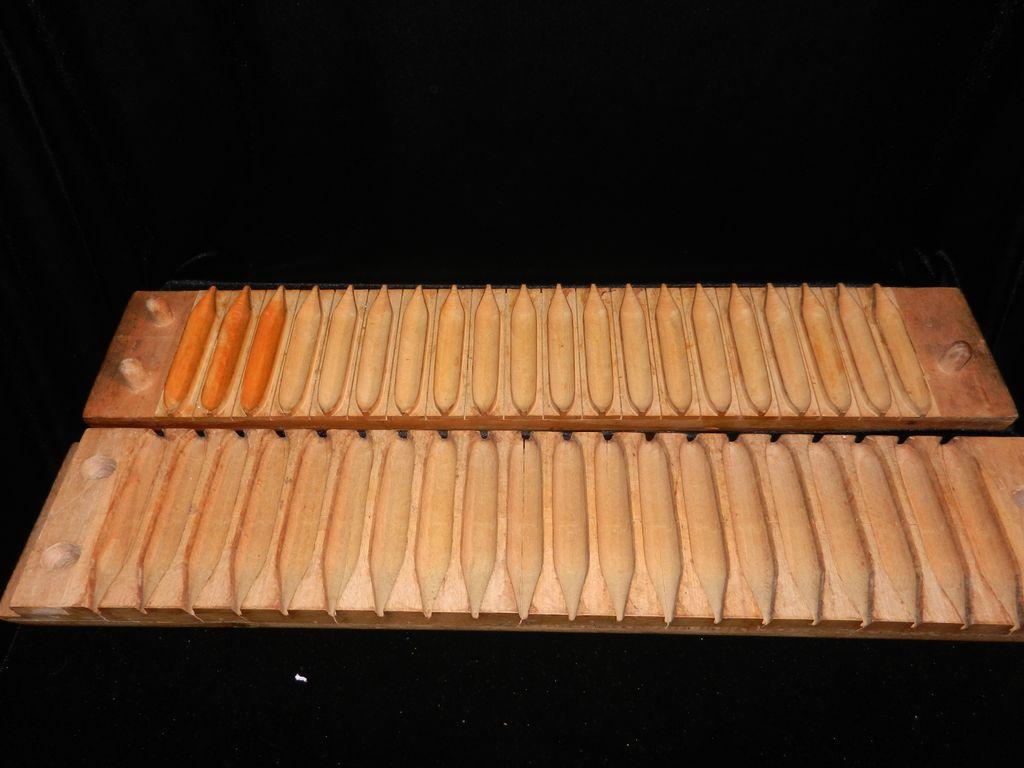 Vintage Karl Hart Wooden German Cigar Mold or Press number 916
