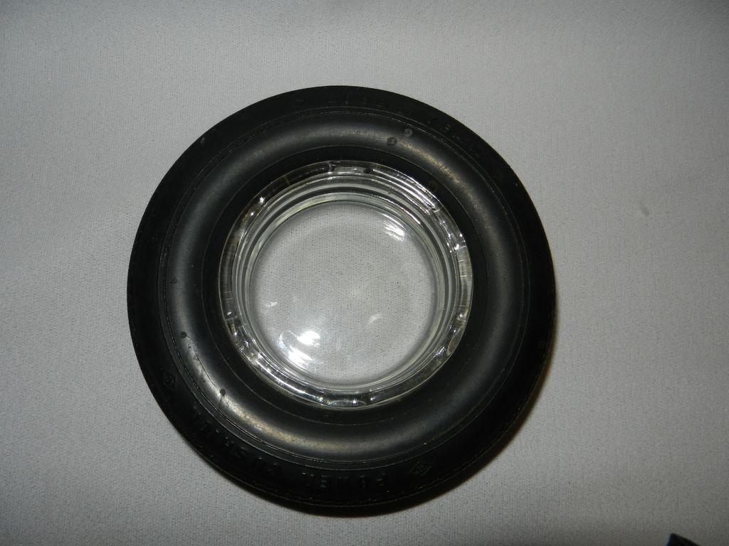 Vintage 1960's Goodyear Tire Ashtray