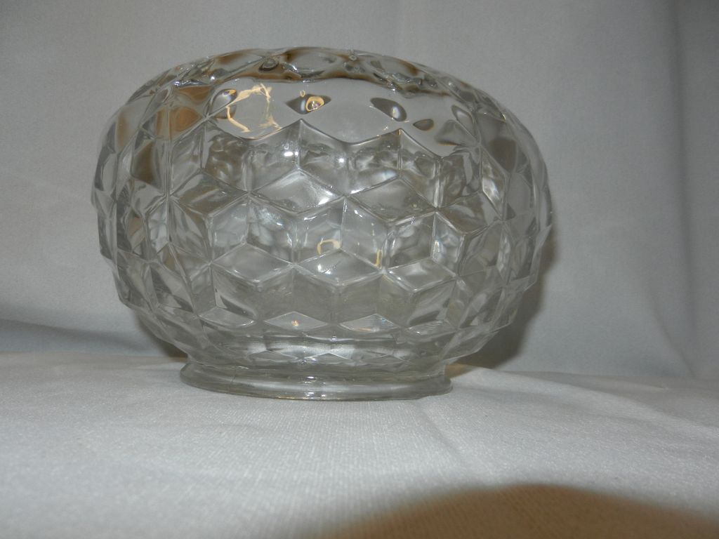 Fostoria American Large Rose Bowl