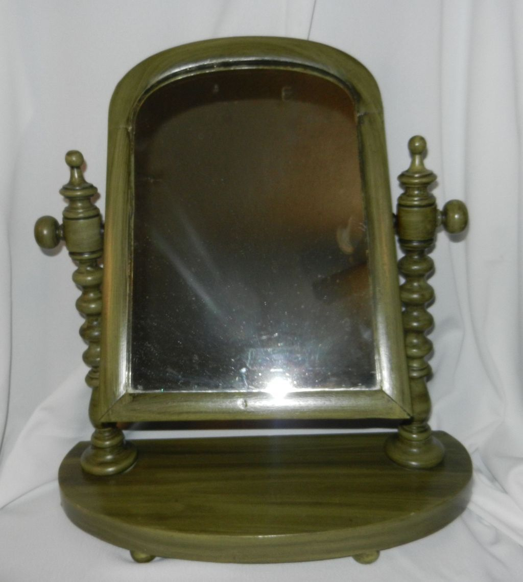 Vintage Wooden Mirror On Stand Mirror Design Ideas