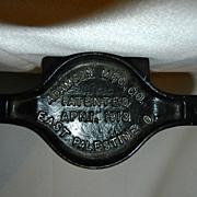 Vintage Adamson Tire Vulcanizer-1913