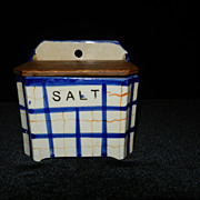 Vintage 1921-41 Salt Box Made in Japan