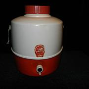 Vintage Thermos Picnic Cooler Jug