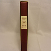 Vintage Historical Fiction Ambrosio de Letinez, or, The First Texian Novel