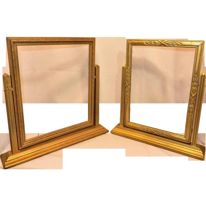 Vintage Wood Picture Frames 113