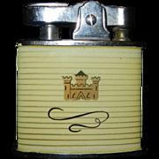 Vintage Continental Kent Cigarette Lighter