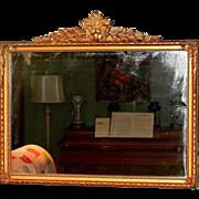 Vintage Decorator Mirror